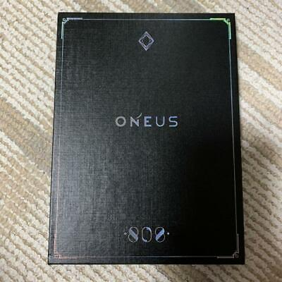 ONEUS 808 First Limited Edition CD DVD Photobook NEW