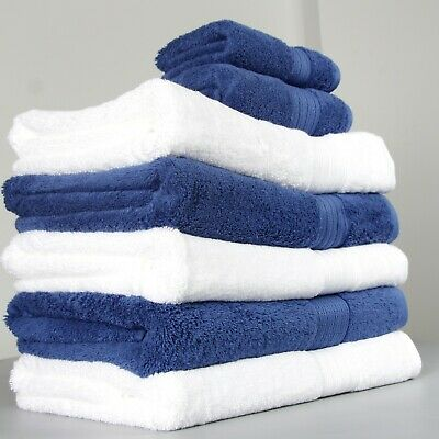 2 Pcs/4 Pcs Luxury Egyptian Cotton Bath Towel Bath Sheet Sets 670GSM Absorbent