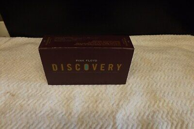 pink floyd discovery cd box set complete ex condition 2011