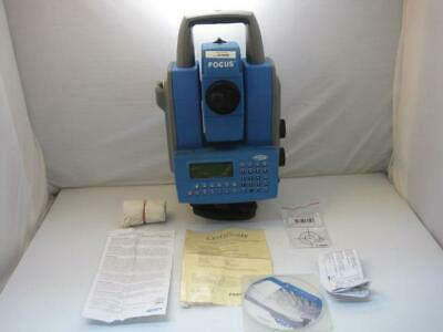 13787 Trimble Spectra Precision Focus 10 Transit in Very Good Cosmetic Condition