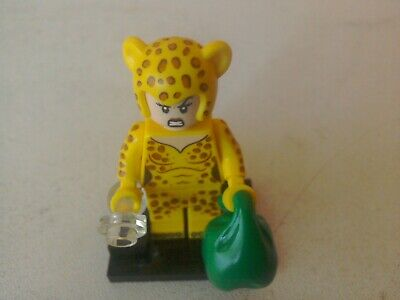 Lego Minifigures Series DC Super Heroes Cheetah 71026 New