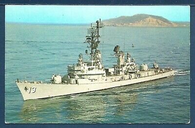 USS HOEL DDG 13 License Plate Signs USN Military P01