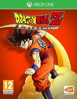 Dragon Ball Z: Kakarot Xbox One No Cd No Key [Leggere La Descrizione] Offline
