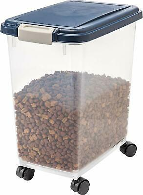 Airtight Food Storage Container For Pet 33 QT Large Treat Supply FREE SHIPPING