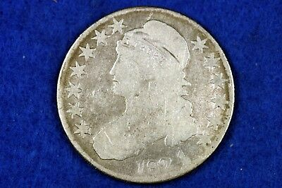 Estate Find 1824/4 - Capped Bust Half Dollar!!!!!   #H11636