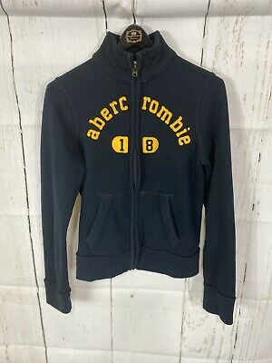 Abercrombie kids zip up jacket xl