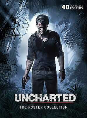Uncharted: The Poster Collection ' Naughty Dog, .