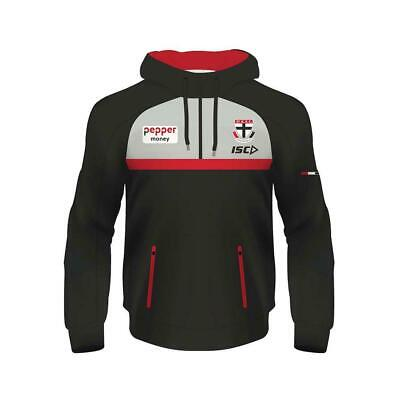 St Kilda 2020 Authentic Youth Squad Hoody