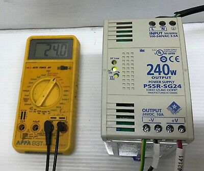 USED TESTED CLEANED PSRAD0724 IDEC PSR-AD0724