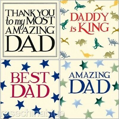 Emma Bridgewater Card Dad Daddy