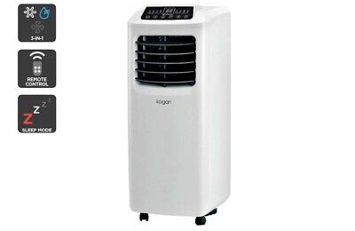 NEW Kogan 10,000 BTU Portable Air Conditioner (2.9KW)