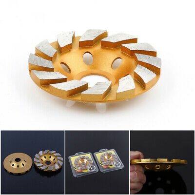2PCS Grinding Disc Professional Easy to Use Diamond Grinding Disc for Industrial