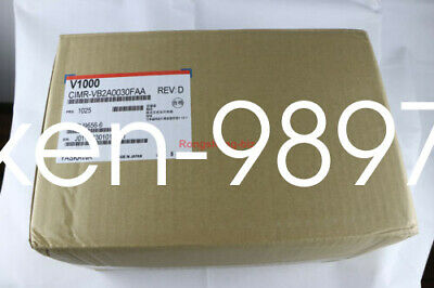 1PC New YASKAWA Inverter CIMR-VB2A0030FAA #HC