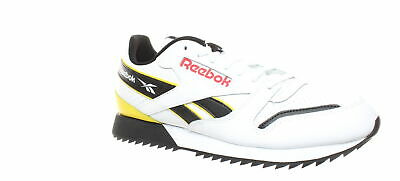 REEBOK MEN'S CLASSIC Leather Ripple Waterproof Running Shoes
