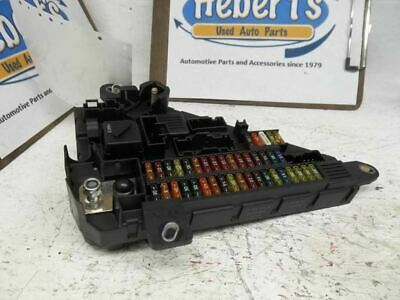 Fuse Box Engine Compartment Fits 06-10 BMW 650i Trunk Mounted 787660