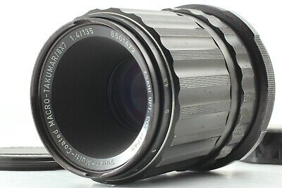 [Exc+++] Asahi Pentax SMC Macro Takumar 135mm f4 for 6x7 67II from JAPAN #151