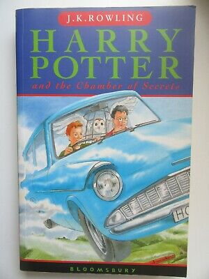 FIRST EDITION 39TH PRINT Harry Potter and the Chamber of Secrets (P/back, 1998)