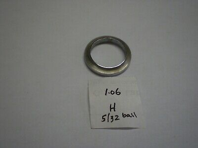 NOS Bicycle Frame Head Tube Bearing Cups 30mm England Raleigh Phillips Racing /&