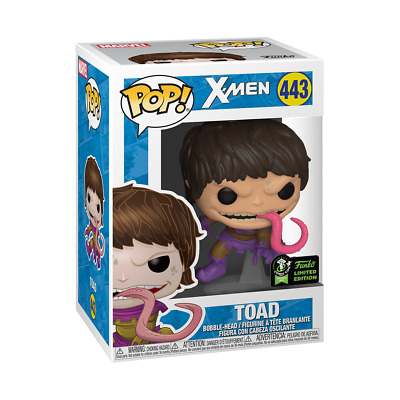 Toad - Marvel X-Men Funko Pop 2020 ECCC Shared Pre-Order