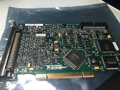 National Instruments Pci-6071E Multi Function Daq Pc Interface Card 184411G-01