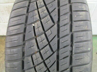 2 NEW 235//55-17 CONTINENTAL EXTREME CONTACT DWS 06 55R R17 TIRES 32209