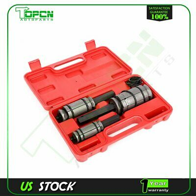 "Muffler Tail Pipe Exhaust Expander Auto Tool Dent Remover Kit 1-1/18"" 3-1/2"""