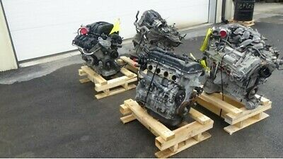 2007-2009 Ford Fusion Engine 2.3L 116K OEM
