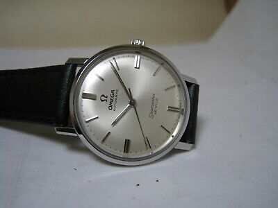 Omega Seamaster De Ville Automatic Stainless Steel 1966 Watch