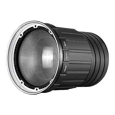 Neewer Fresnel 2X Lens Mount for LED lights with Bowens-mounts