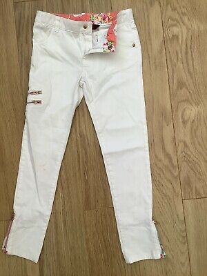 TED BAKER Girlls Trousers Age 10