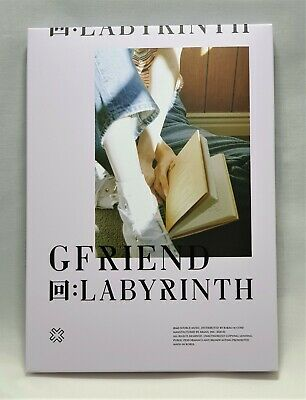 GFRIEND Official 回:LABYRINTH Album Room Package CD PhotoBook Mini Book