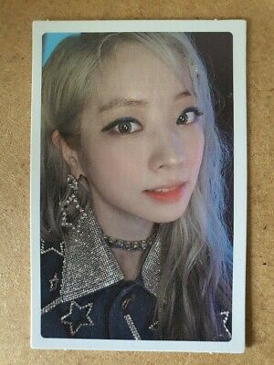 TWICE DAHYUN Authentic Official PHOTOCARD FEEL SPECIAL 8th Album Select Card