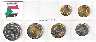 BIMETALLIC UNC SOUTH SUDAN 20 POUNDS 2011 PRESIDENT MAYARDIT INDEPENDANCE COMM