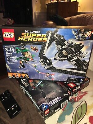 LEGO Super Heroes of Justice Sky High Battle 76046 Wonder Woman BRAND NEW SEALED