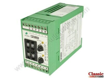 Phoenix Contact | 2769873 | MCR-2SP/UI-DC MCR Value Switch (Refurbished)