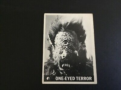 1966 Topps Lost In Space No.48 One-Eyed Terror