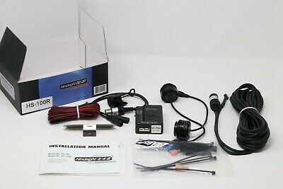 Sonar Audio Safety Sensor System Reverse Backup Parking HS-100F COMPLETE SYSTEM