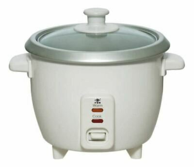 Electric Rice Cooker Pot Warmer Non Stick 1.8 Litre Cook Automatic Rice Cooker