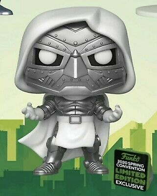 Funko ECCC Shared 2020 Marvel: Doctor Doom Shared Exclusive Preorder