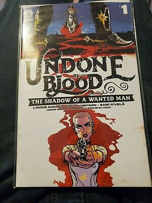 Undone By Blood #1 Aftershock Comics