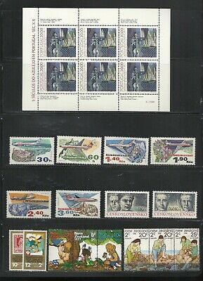 Preferred Lot Of Worldwide Stamps: Mint Never Hinged. Scott Value $$