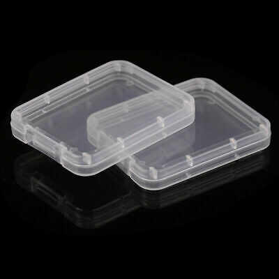 20 x CF Memory Card Cases Protection Plastic Box for CF Compact Flash Card
