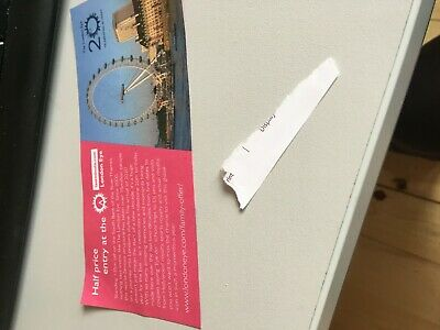 Coupon  For Half Price Entry At London Eye Valid March 2021