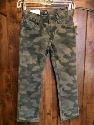 Gap Kids Girls Classic Camo Pattern Skinny Jeans - New With Tags - Free Shipping