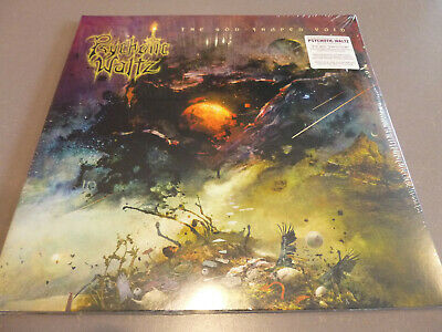 Psychotic Waltz - The God-Shaped Void - 2LP Vinyl + CD // Neu & OVP // Gatefold