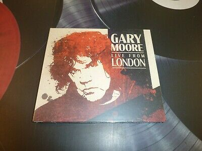 Gary Moore - Live From London Cd Mint/Sealed
