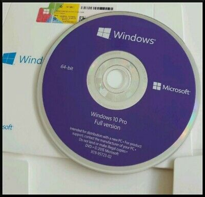 Microsoft Windows 10 Pro Genuine Activation Code Lifetime Use Product Key