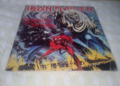 """IRON MAIDEN """"The number of the beast"""""""