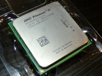 AMD Phenom II X4 920 2.8GHz Quad-Core (HDX920XCJ4DGI) AM2+ Desktop CPU Processor
