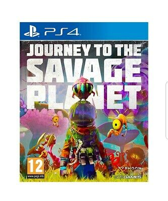 Journey To The Savage Planet (PS4) PRE ORDER for delivery on 31.01.2020